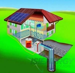 L 39 energia geotermica energia - Impianto acqua casa ...
